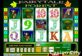 Fairytale Forest Slot
