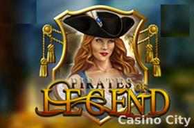 The Legend of Pirates Slot