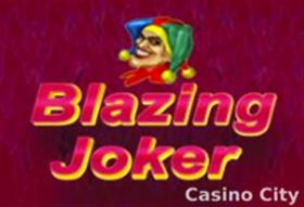 Blazing Joker Slot