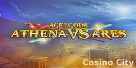 Age of the Gods: Athena vs Ares Slot