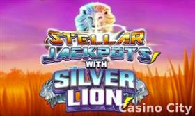 Stellar Jackpots with Silver Lion Slot