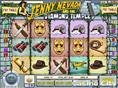 Jenny Nevada and the Diamond Temple Slot