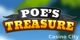 Poe's Treasure Slot