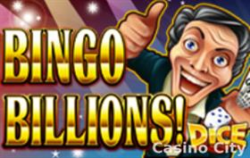 Bingo Billions Dice Slot