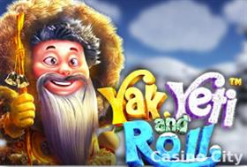 Yak, Yeti and Roll Slot