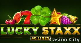 Lucky Staxx: 40 Lines Slot