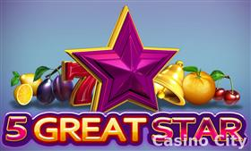 5 Great Star Slot
