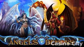 Angels vs Demons Slot