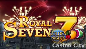 Royal Seven: Golden Nights Slot