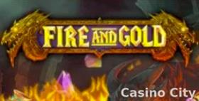 Fire and Gold  Slot