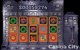 Tikal Treasure Slot