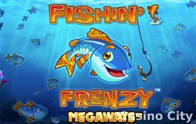 Fishin Frenzy Megaways Online Casino Slot Game