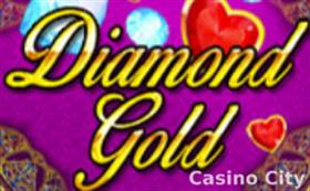 Diamond Gold  Slot