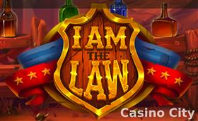 I Am The Law Slot
