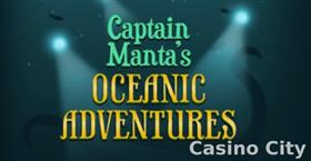 Captain Manta's Oceanic Adventures Slot