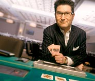 World Series of Poker Commissioner Jeffrey Pollack