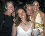 Boston girls do Newport