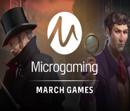 Microgaming releasing new games
