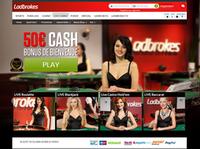 Ladbrokes Belgium Live Casino