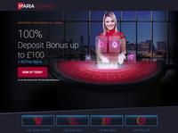 Maria Casino UK