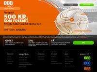 888 Sports Denmark