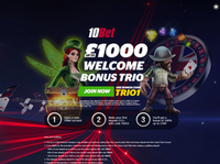 10Bet UK Casino & Games