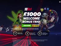 10Bet UK Casino & Games