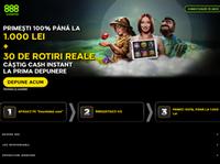 888 Casino Romania