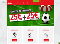OlyBet - Lithuania