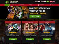 Shangri La Online Casino and Sports