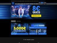 888 Poker Italy