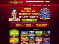 Lady Love Bingo