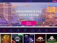 LuckyVegas Casino Sweden