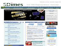 5Dimes Casino and Sportsbook