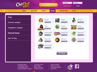 Chit Chat Bingo Games