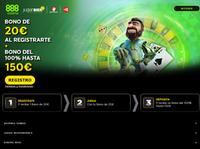 888 Casino Spain