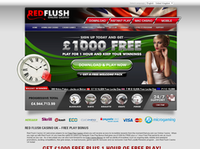 Red Flush Casino UK