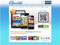 Winnings.com Mobile