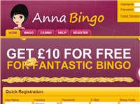 Anna Bingo