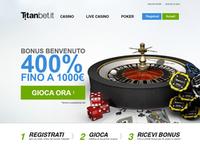 Titanbet Casino Italy
