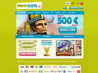 Prime Slots - Italy