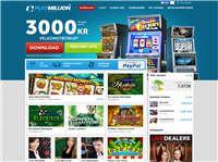 PlayMillion Casino - Denmark