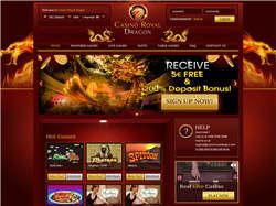Play Casino Royal Dragon Now