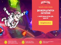Play Bohemia Casino Now