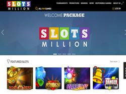 Play SlotsMillion Now