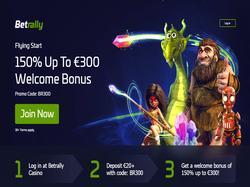 Play BetRally Casino Now