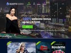 Play Quartz Casino Now