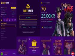 Play CrazyWinners Casino Now