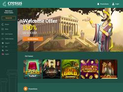 Play Cresus Casino Now