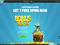 Play Lucky Dino Now